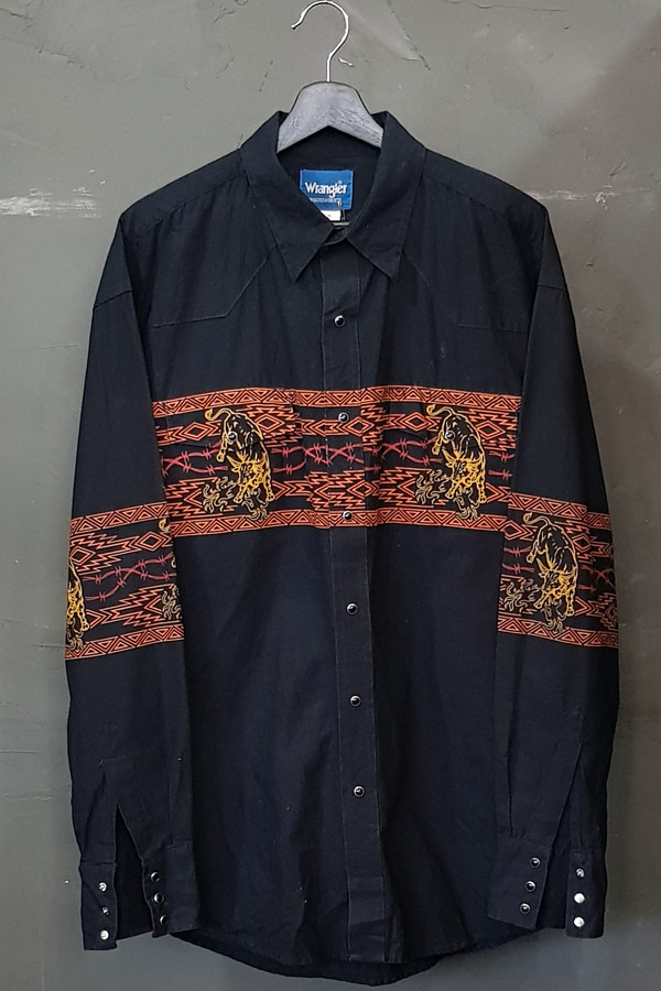 90's Wrangler - South Western (XL)