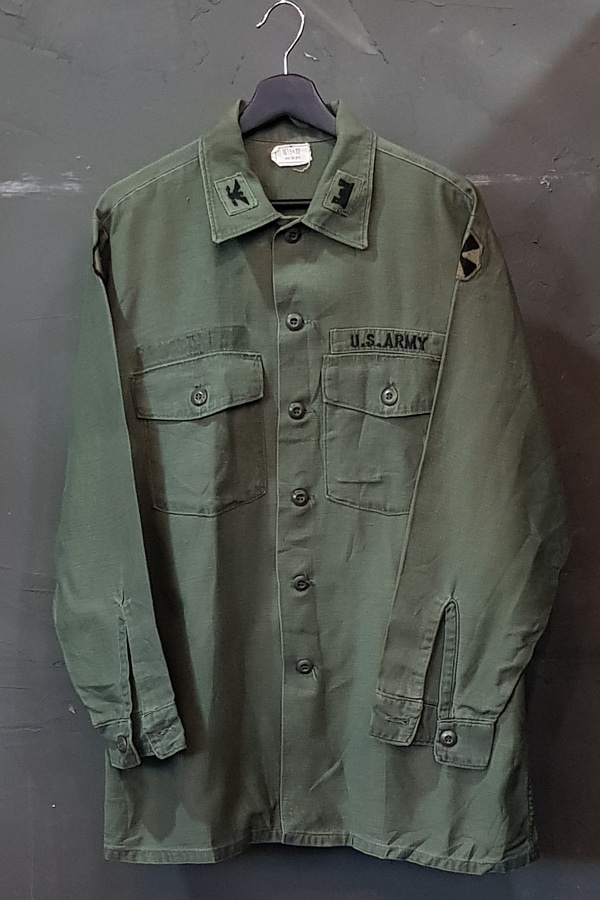 70's US Army - OG 107 - Type1 (L-XL)