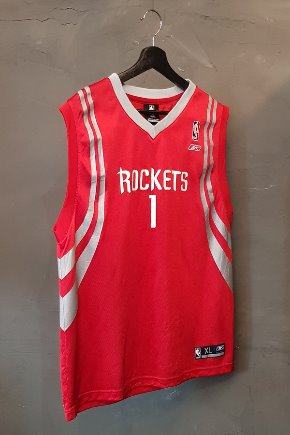 Reebok-McGrady,Houston Rockets (M)