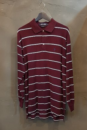 Polo Golf-Pima Cotton (L)