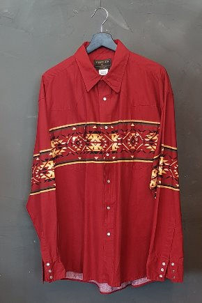 80's Rustler by Wrangler-South Western (XL)