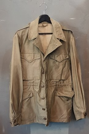 US Military M-1943 Field Jacket-Regular (S-M)