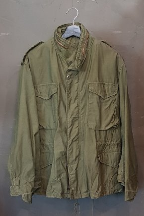 US Military M-65 Field Jacket-Short (M)