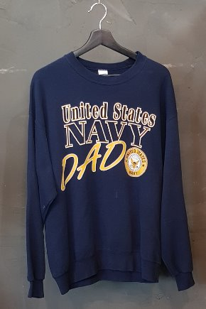 80's-90's Soffe-US NAVY (L)