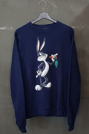 90's Garment Graphics - Bugs Bunny - Made in U.S.A. (M)
