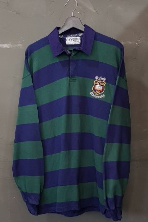 Oxford Athletic Clothing Co - Rugby - Made in England (XL)