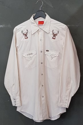 80's ELY Plains - Western - Made in U.S.A. (M)